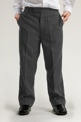 Boy's Classic Fit Trousers